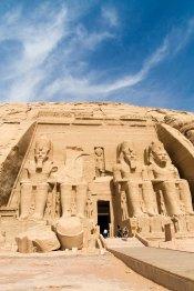 Großer Tempel Ramses II.