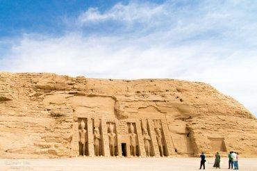 Tempel von Nefertari