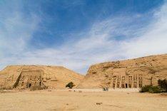 Felsentempel von Abu Simbel